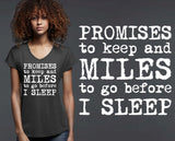 Promises To Keep T-shirt