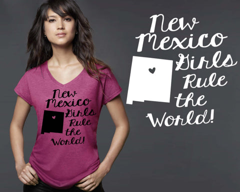 New Mexico Girls T-shirt | New Mexico State