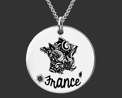 France Necklace