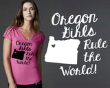 Oregon Girls T-shirt | Oregon State