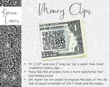 Manx Money Clip | Gifts for Men
