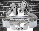 I May Have Found My Mister Bracelet | Bridesmaid Gift