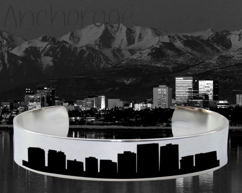 Anchorage Skyline Bracelet | Skyline Jewelry