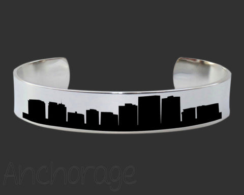 Anchorage Skyline Bracelet