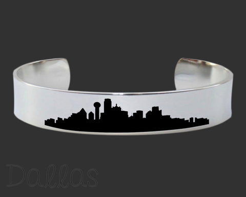 Dallas Skyline Cityscape Jewelry