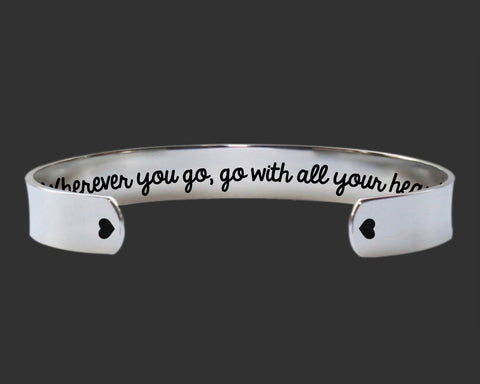 Wherever You Go Bracelet