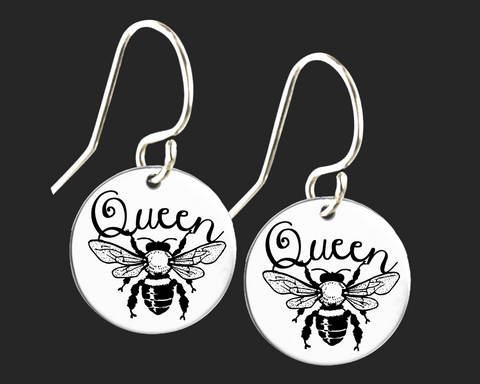 Queen Bee Earrings | Korena Loves