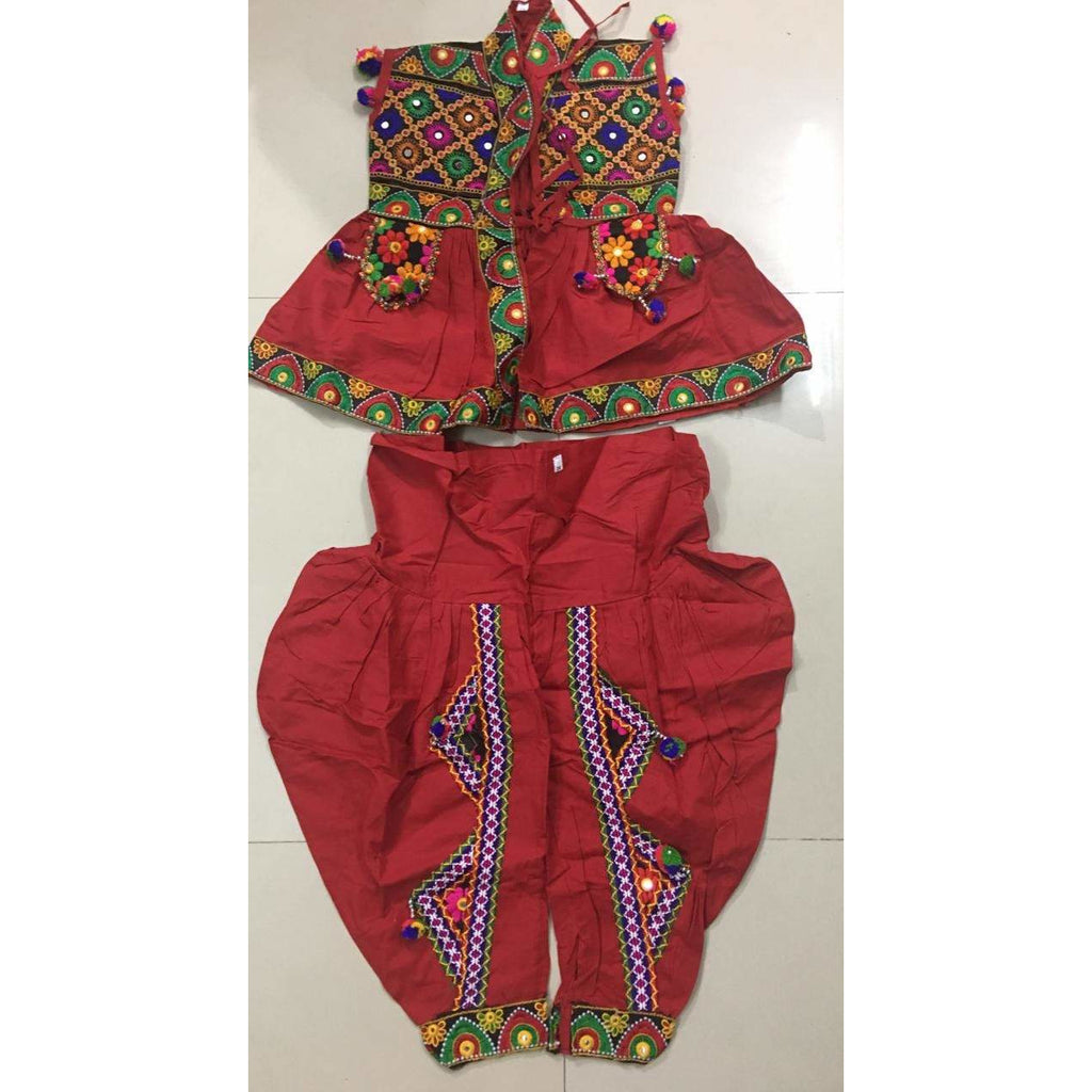 Kids Chaniya Choli kediyu Kids Lehangas for Kids  Baby Lehangas Navratri Gamthi Chaniya Choli Navratri Garba Dress/ Traditional Indian
