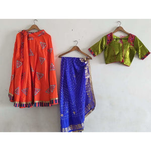 Chaniya Choli For Navratri |