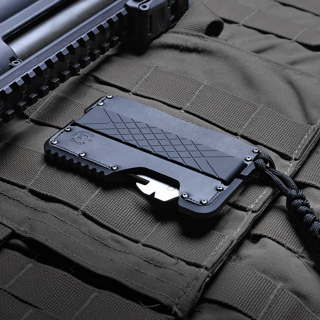 Blemished Dango Tactical EDC Wallet Made in USA