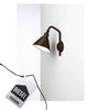 Foscarini Large Smash Wall Lamp in Rust by Diesel (LI-4151-52-U)