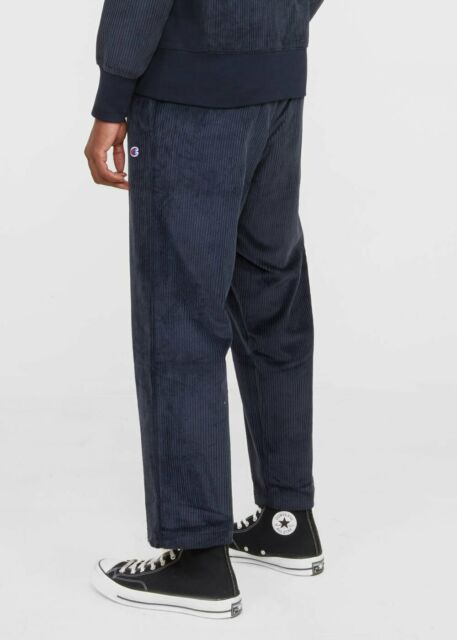 Champion Men's Reverse Weave Corduroy Straight Hem Pants - X-Large