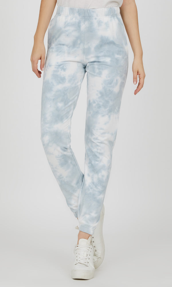 Tie-Dye French Terry Jogger