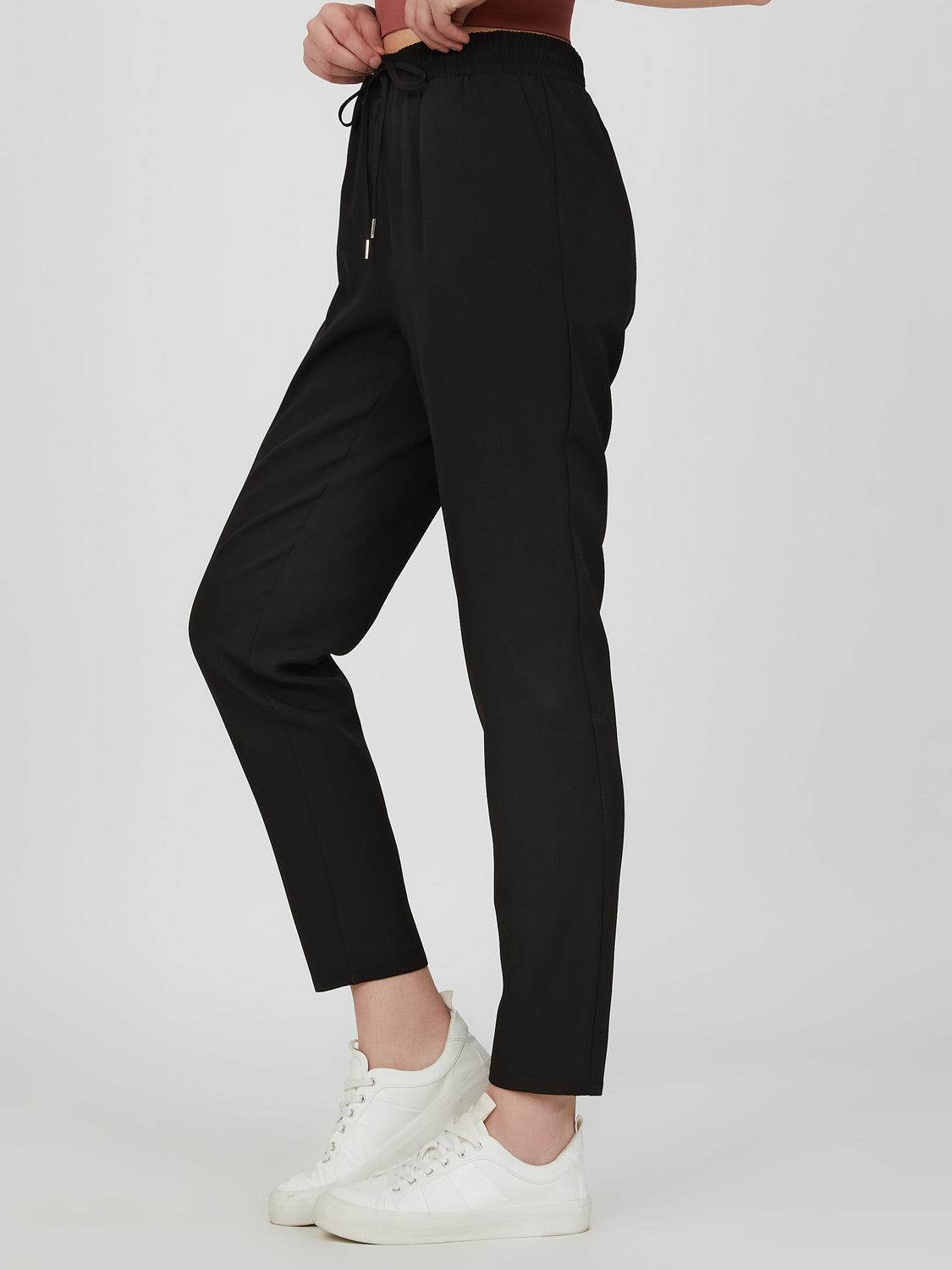 Straight Leg Stretchy Jogger