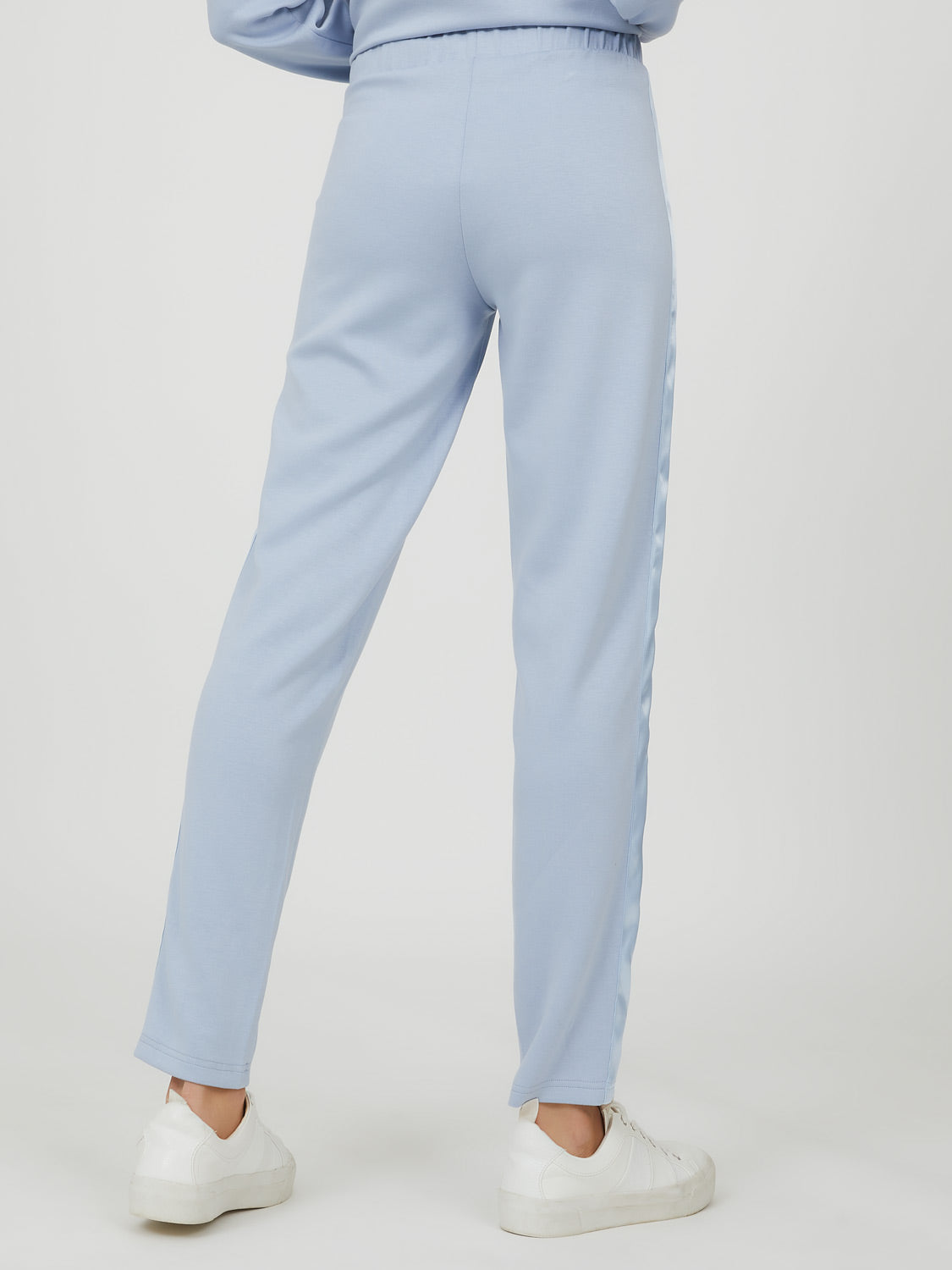 Satin Side Sweatpant
