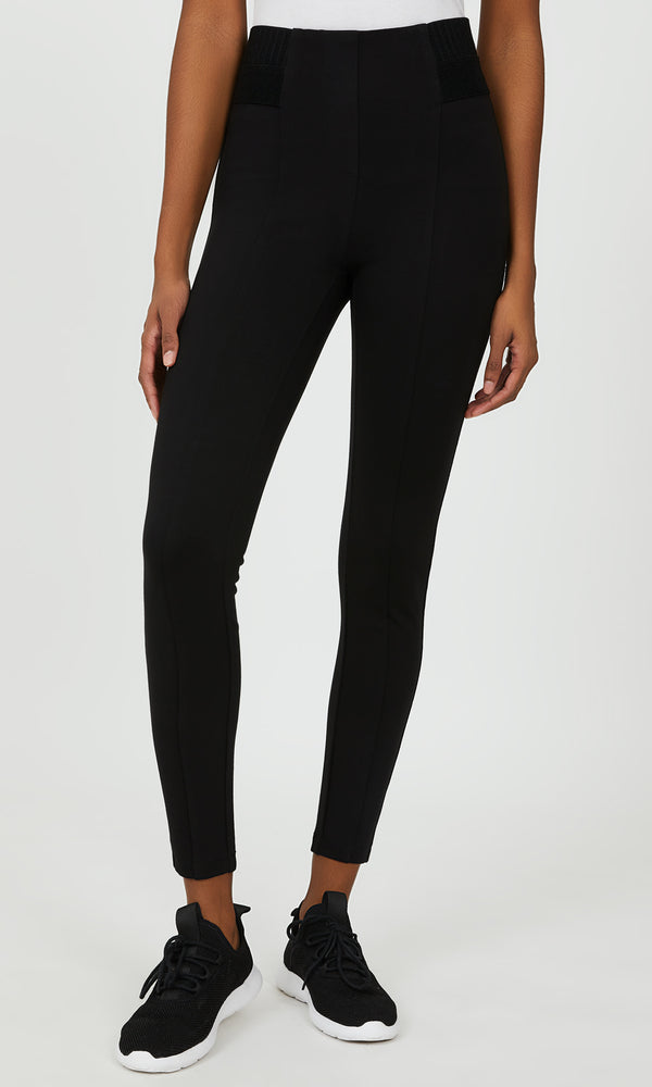 Elastic Waistband Pull-On Pant
