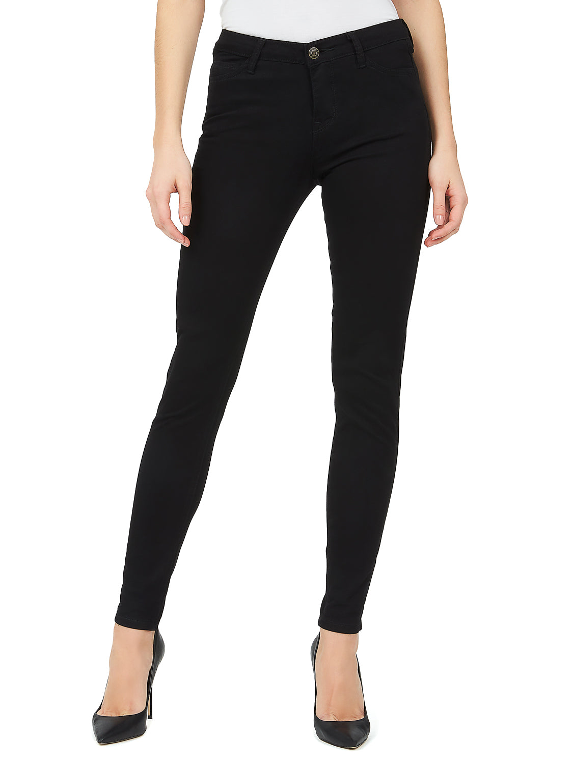 Pantalon moulant extensible