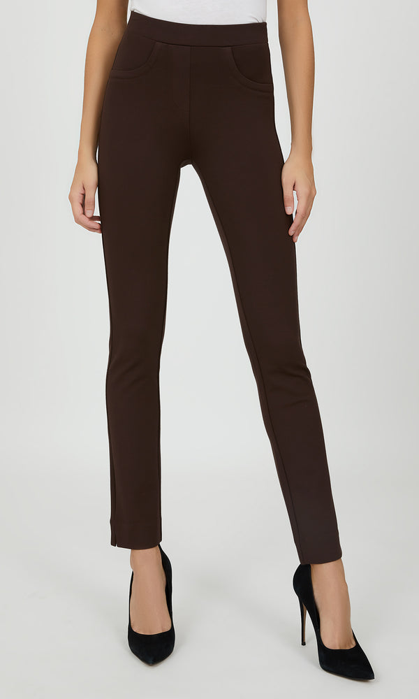 Pull-On Skinny Pants