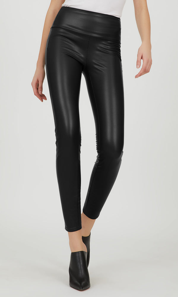 Faux Leather Pant