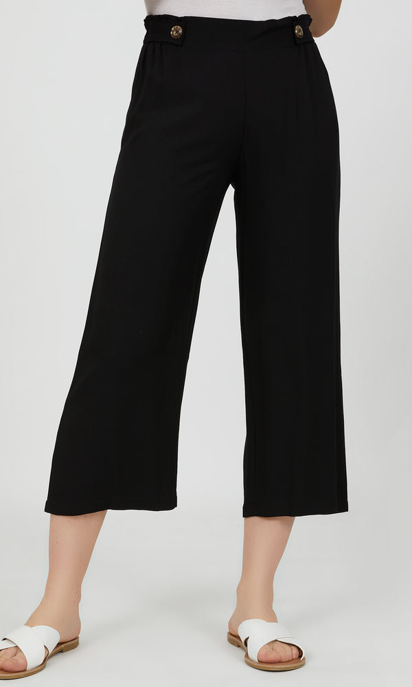 Pull-On Gaucho Pant