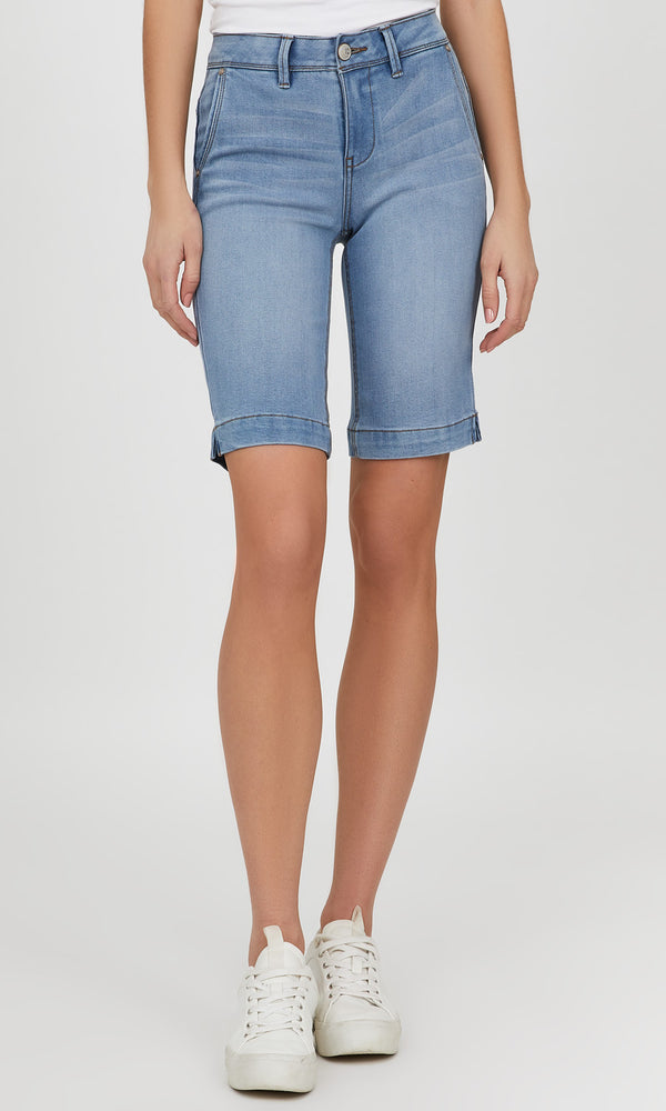 Denim Bermuda Short