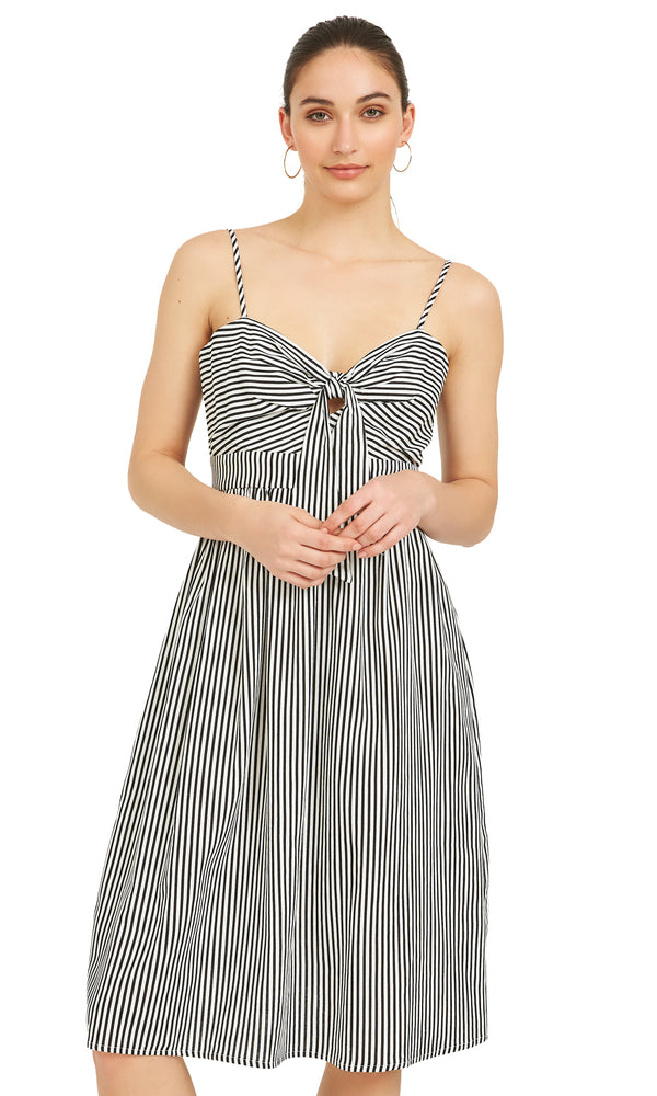 Sweetheart Midi Dress