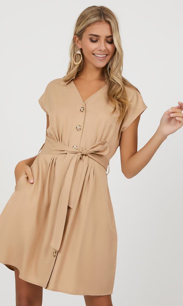 Button-Down-Tencel-Shirt-Dress