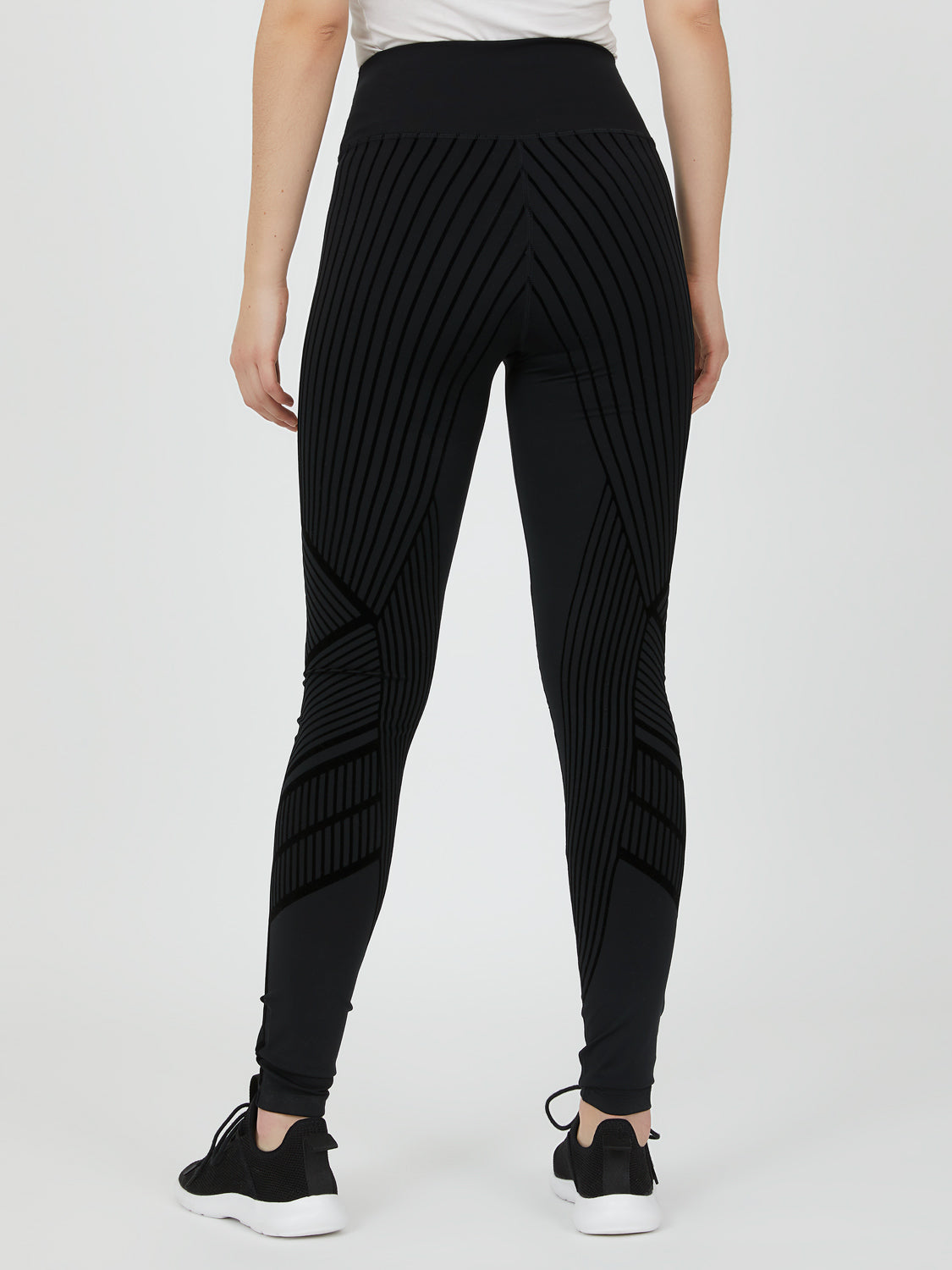 Wide Waistband Legging