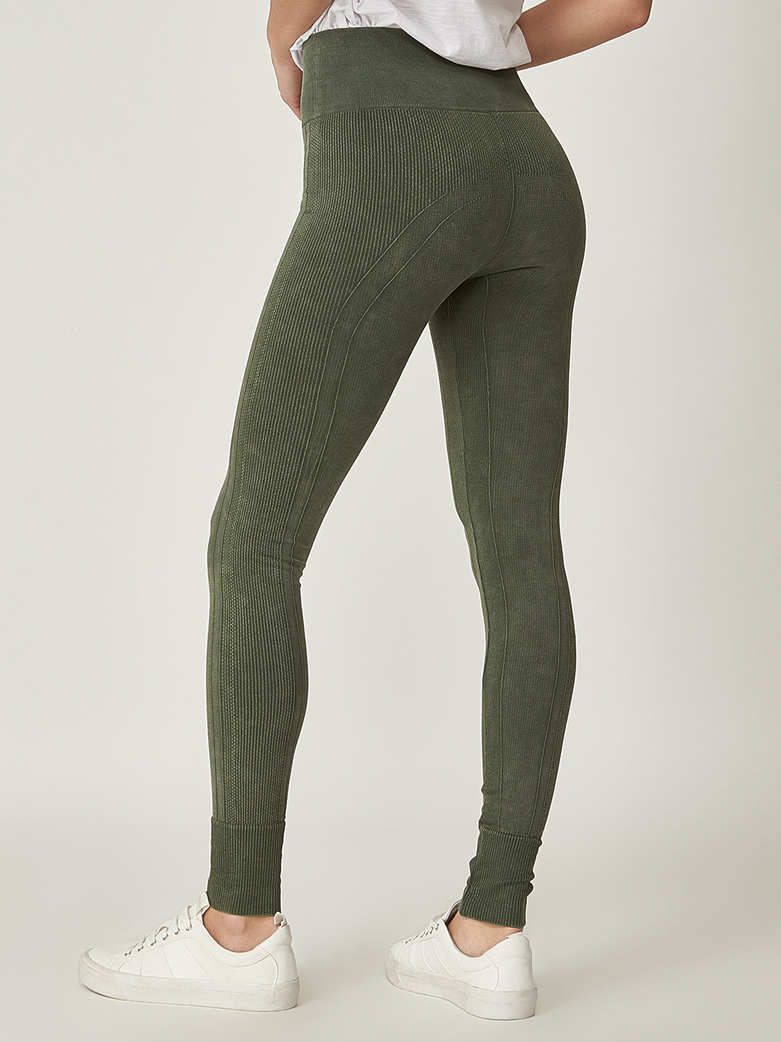 Seamless Acid Wash Legging