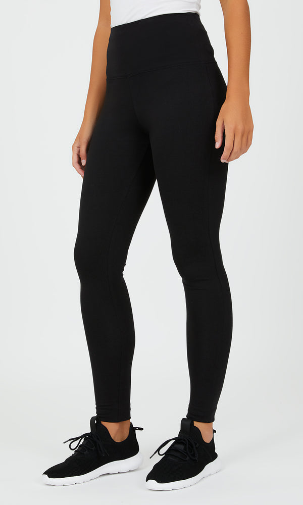 Cotton Blend Legging