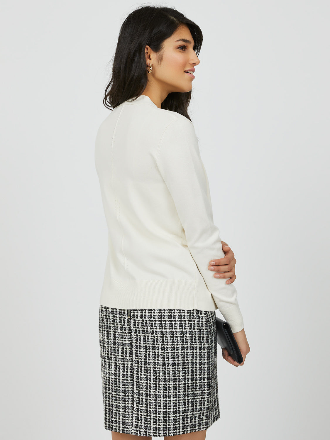 Open Front Cardigan Duster