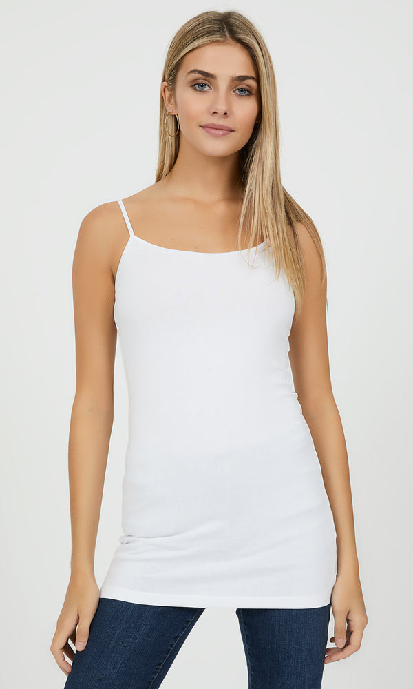 Simple Tunic Tank Top