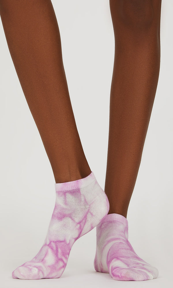 Tie-Dye Mini Socks (Pack of 6)
