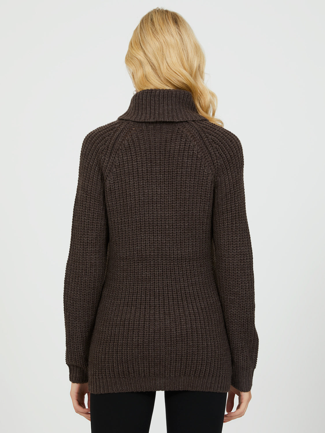 Long Sleeve Turtleneck Sweater