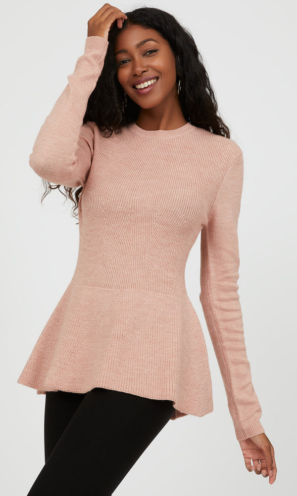 Fit & Flare Sweater