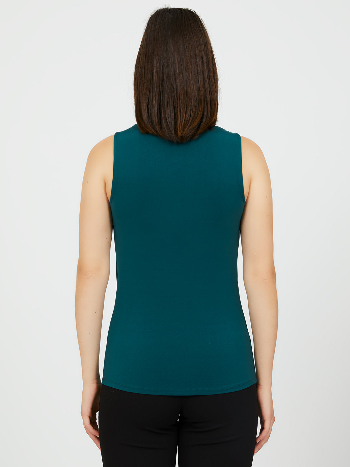 Sleeveless ITY Tank Top