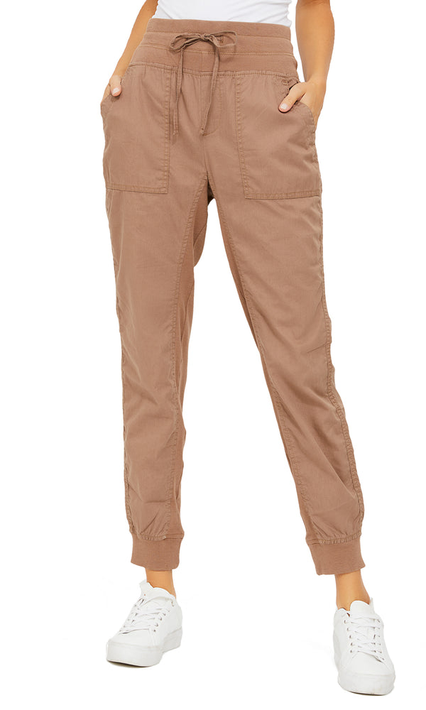 Pantalon de jogging à enfiler