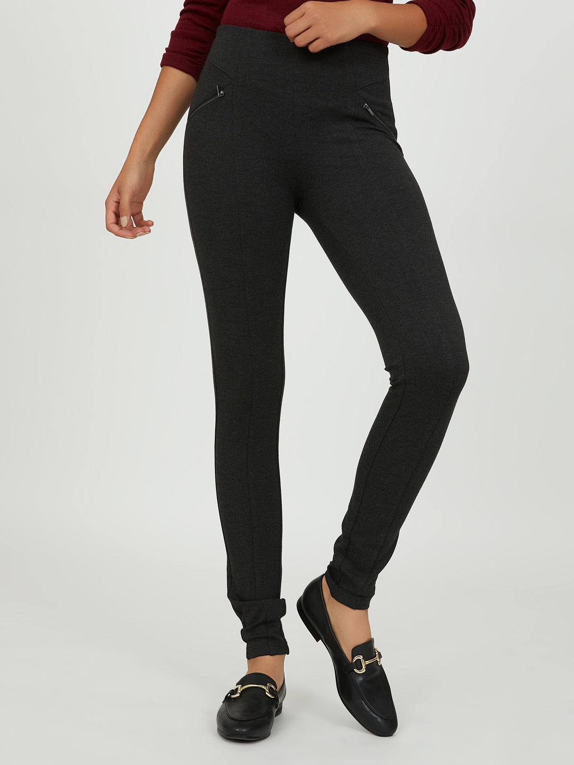 Pull-On Office Pant