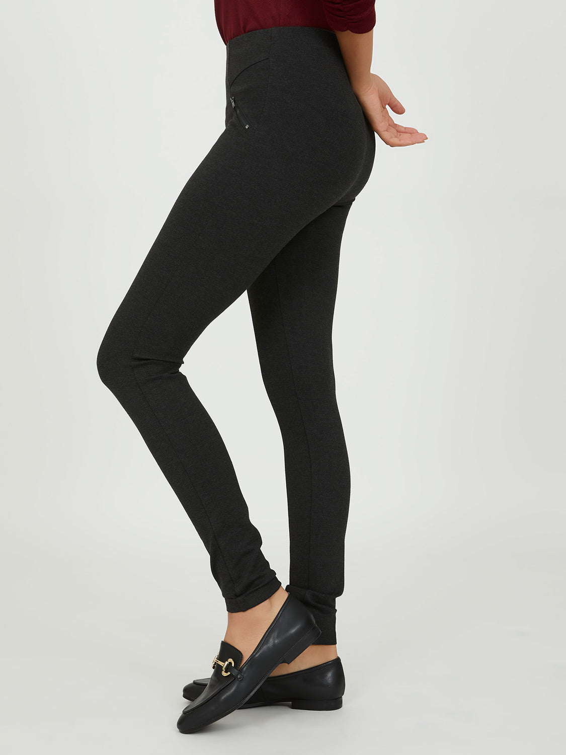 Pull-On Knit Pant