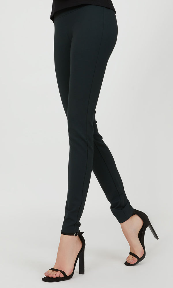 Multi-Tiered Waistband Skinny Pant