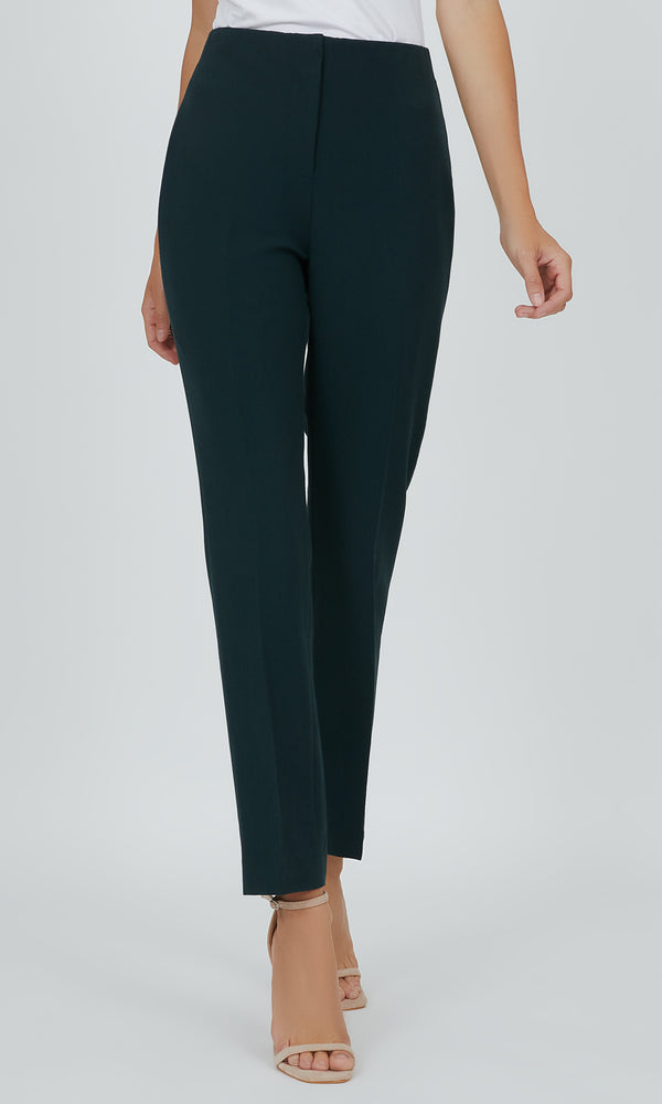 Pantalon cigarette chic