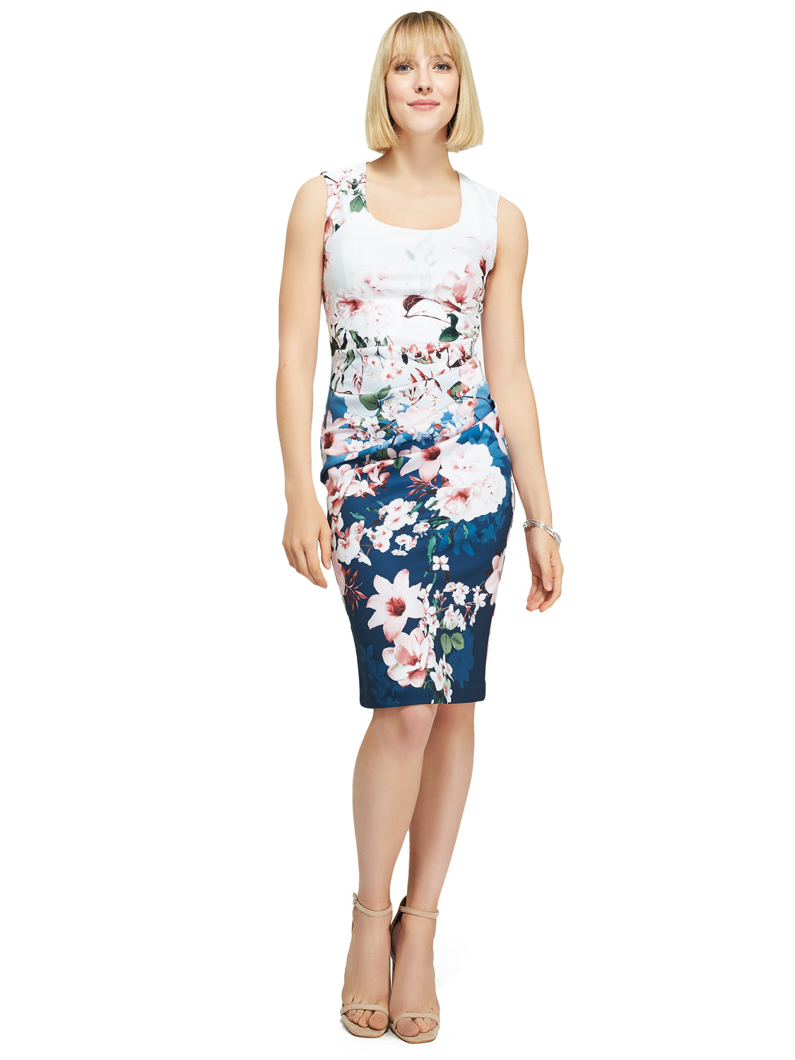 Floral Dress Sheath