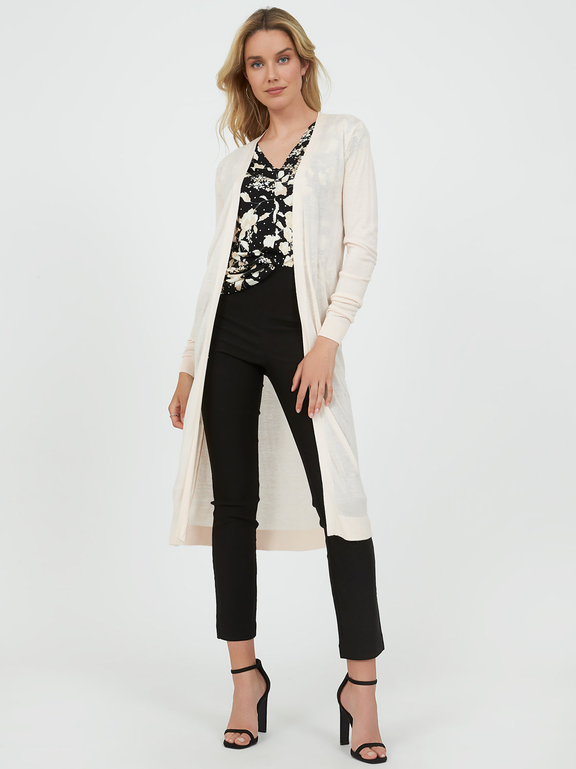 Long Cardigan Duster