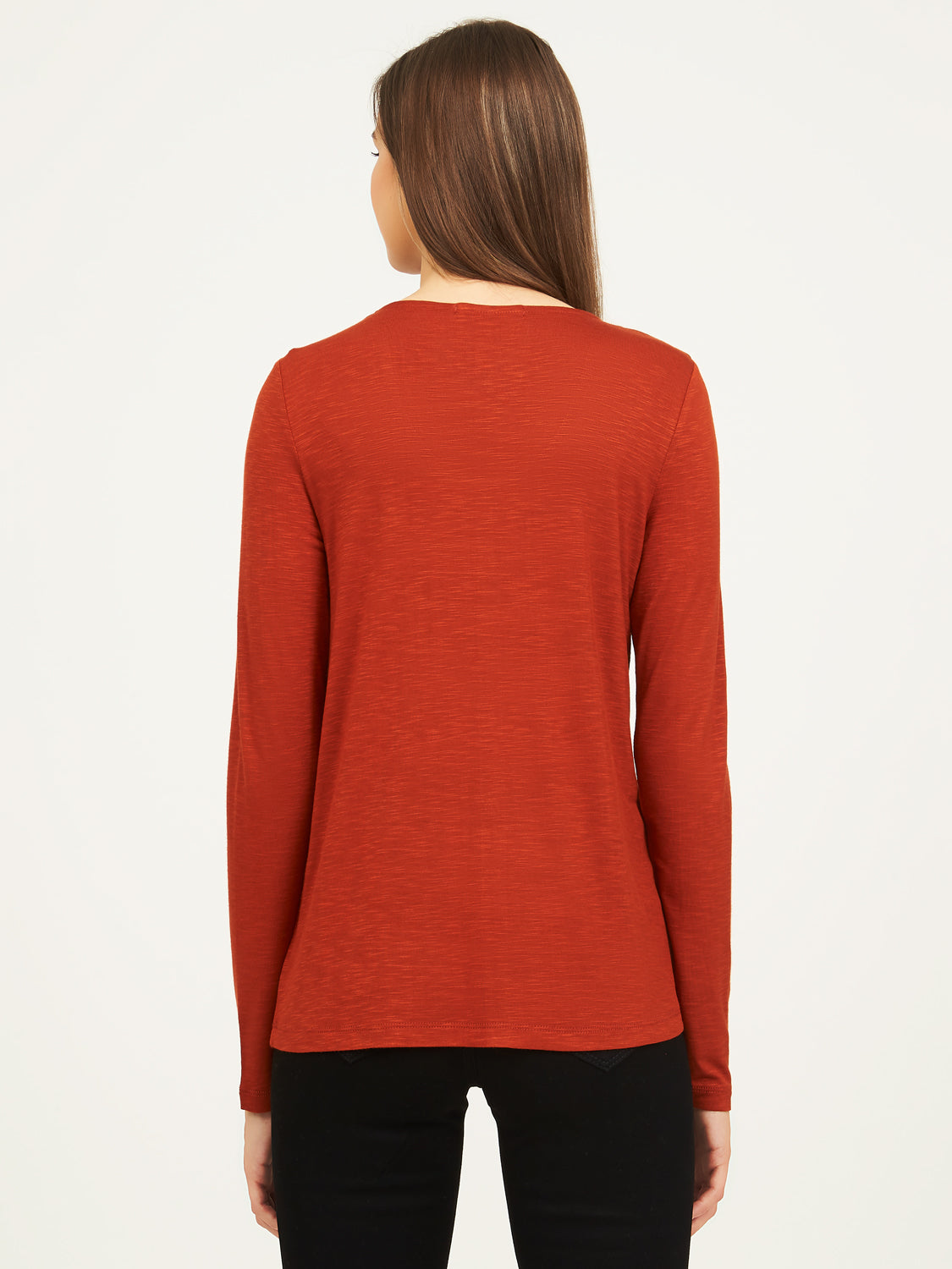 Long Sleeve Jersey Top