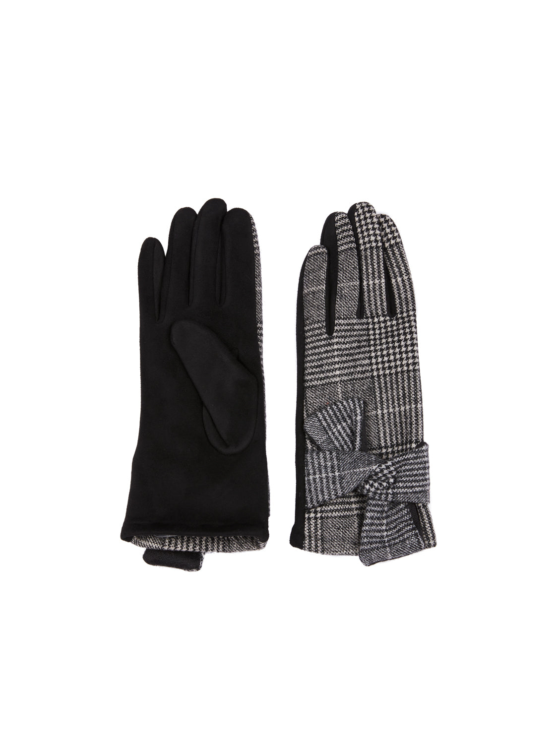 Glen Plaid Gloves