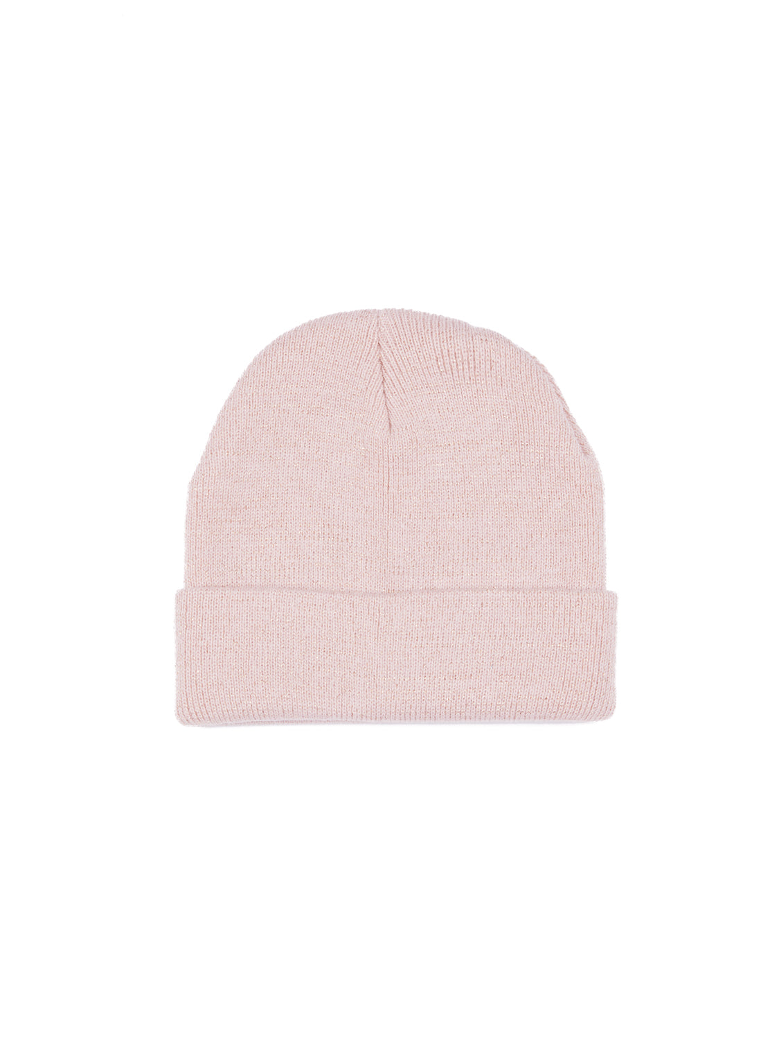Lurex Fold Over Tuque