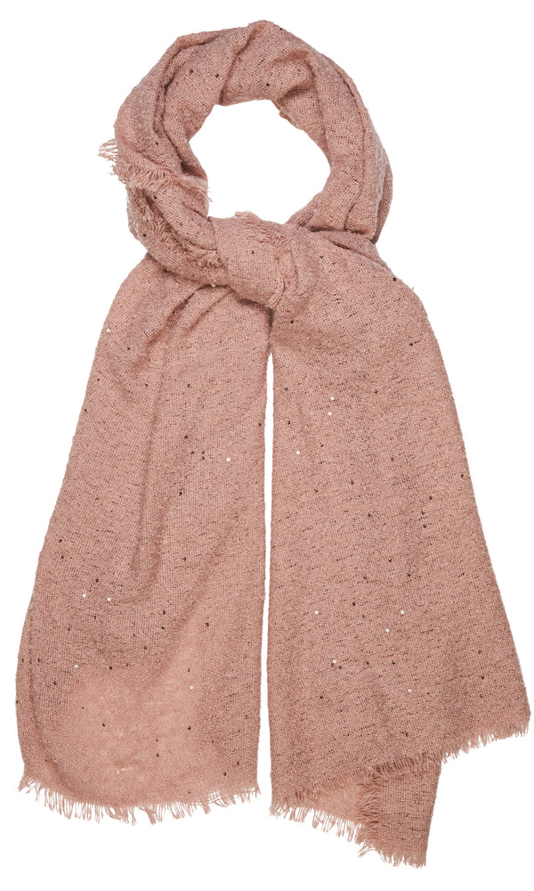 Boucle Sequin Scarf