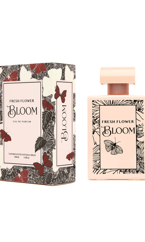 Fresh Flower Bloom Fragrance