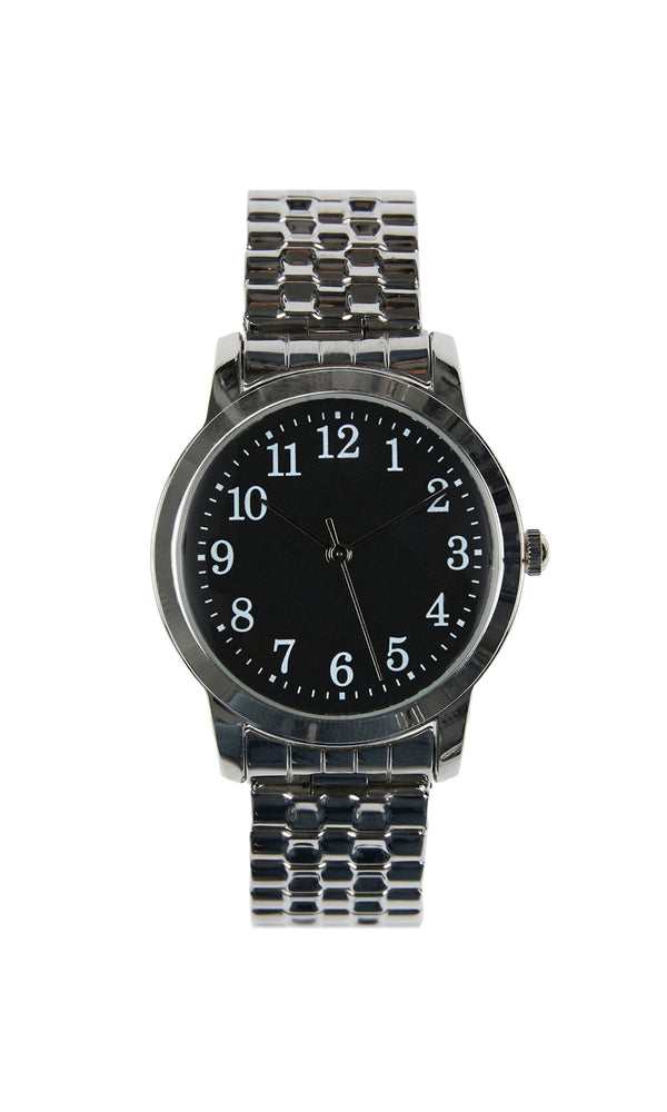 Classic Analog Stretch Band Women's Watch