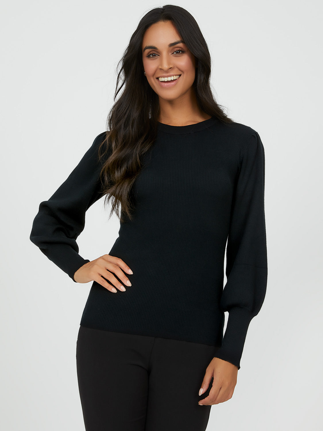 Cozy Crew Neck Sweater
